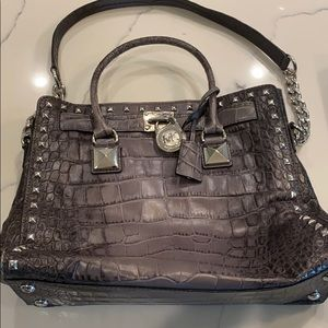 Michael Kors Large Leather purse. Gently used